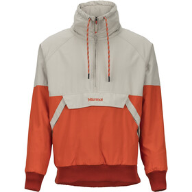 Marmot Lynx Insulated Anorak Herr light khaki/orange haze